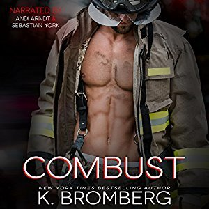 Audiobook Review: Combust (Everyday Heroes #2) by K. Bromberg