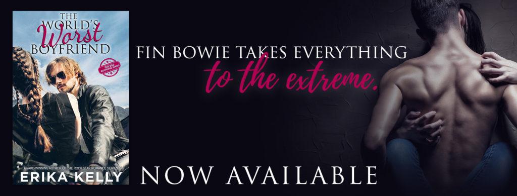 Release Day Launch with Giveaway:  The World's Worst Boyfriend (The Bad Boyfriend Series #1) by Erika Kelly  @ErikaKellyBooks  @InkSlingerPR
