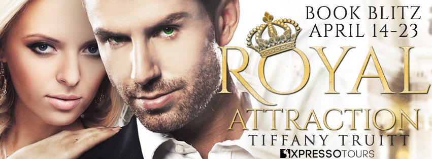 Book Blitz with Giveaway:  Royal Attraction by Tiffany Truitt