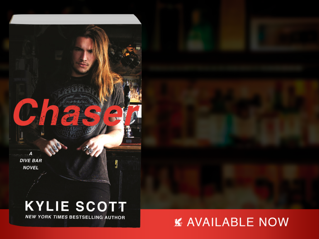 Blog Tour Review: Chaser (Dive Bar #3) by Kylie Scott