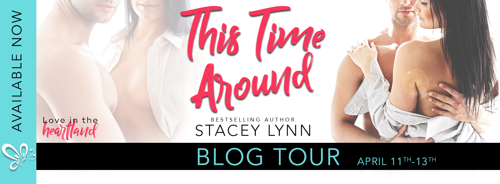 Promo Post:  This Time Around by Stacey Lynn