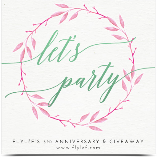 Promo Post:  FLYLeF's 3rd Anniversary and Giveaway  @FLYLeFReviews