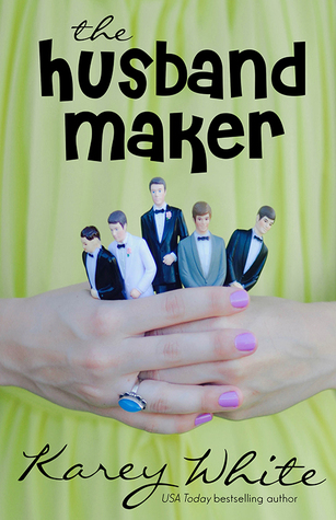 Promo Post with Giveaway: The Husband Maker by Karey White – Free on Amazon!