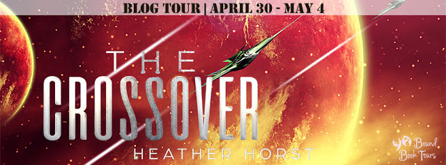 Blog Tour:  The Crossover by Heather Horst