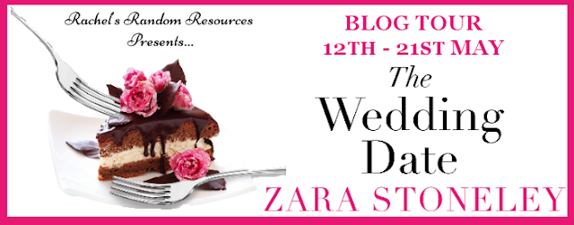 Blog Tour Review:  The Wedding Date by Zara Stoneley