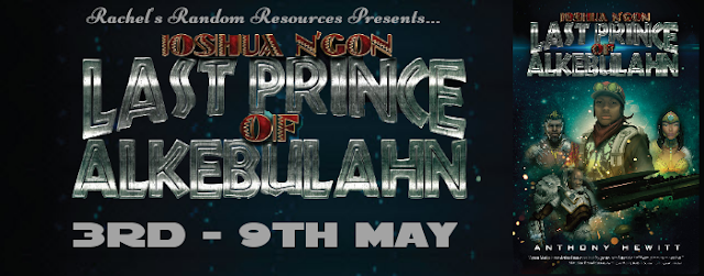 Promo Post with Giveaway – Joshua N'Gon:  Last Prince of Alkebulahn  @rararesources