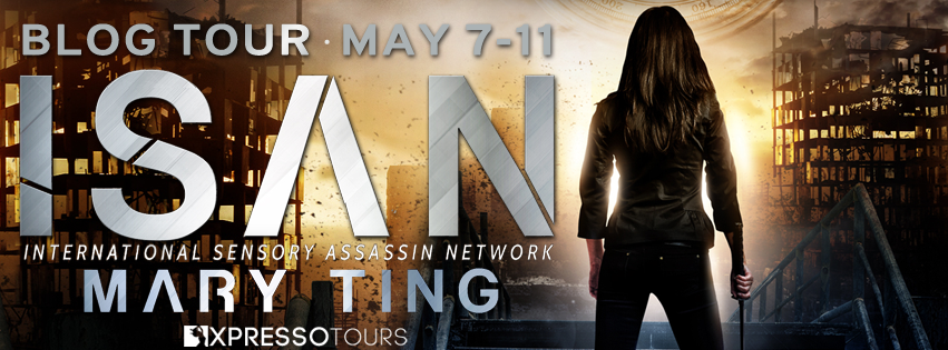 Blog Tour Author Interview with Giveaway:  ISAN by Mary Ting