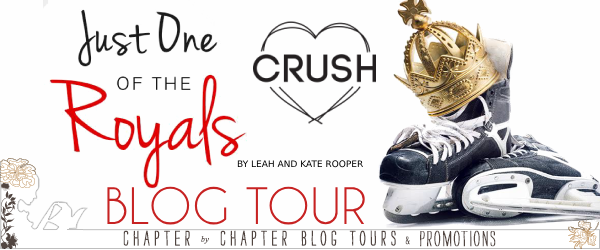 Blog Tour Review with Giveaway:  Just One of the Royals (The Chicago Falcons #2) by Leah and Kate Rooper