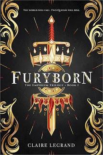 Review:  Furyborn (Empirium Trilogy #1) by Claire Legrand
