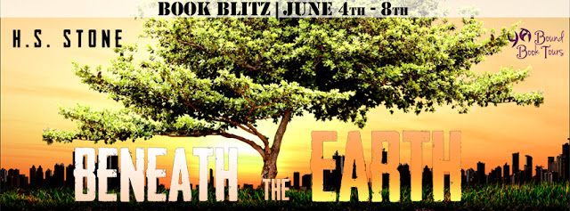 Book Blitz with Giveaway:  Beneath the Earth by H.S. Stone
