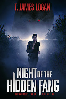 Promo Post with Author Interview:  Night of the Hidden Fang (Lycanthrope Trilogy #1) by T. James Logan