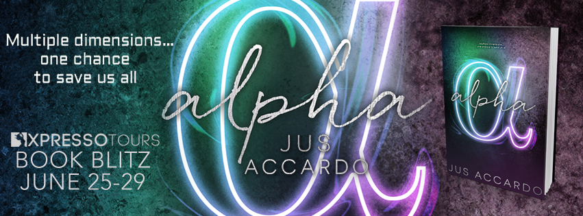 Book Blitz with Giveaway:  Alpha (The Infinity Division #3) by Jus Accardo