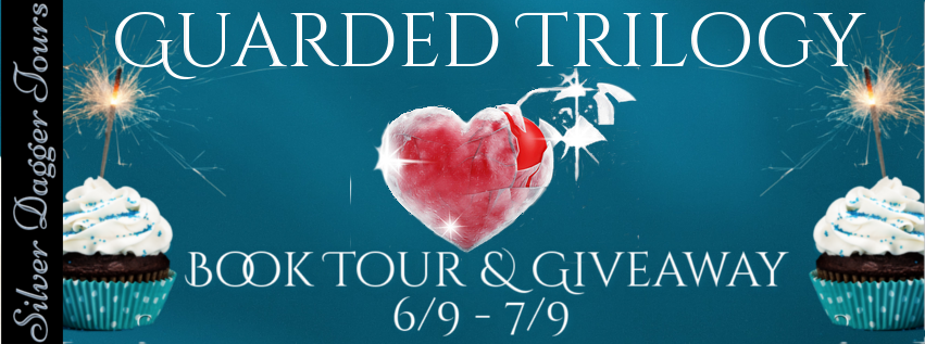 Book Tour with Giveaway:  The Guarded Trilogy by Addison Carmichael