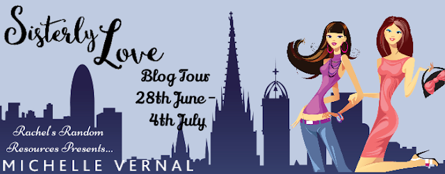 Blog Tour:  Sisterly Love by Michelle Vernal @rararesources