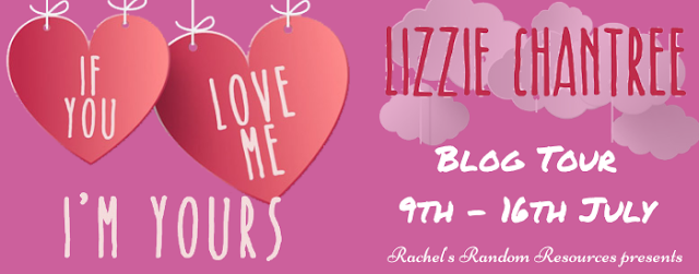 Blog Tour Author Interview with Giveaway:  If You Love Me, I'm Yours by Lizzie Chantree @rararesources