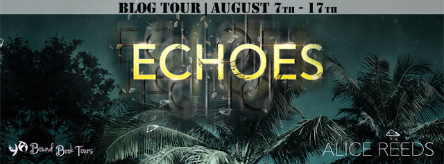 Blog Tour with Giveaway:  Echoes by Alice Reeds @AliceReeds @EntangledTeen