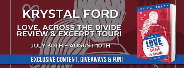 Blog Tour with Giveaway:  Love, Across the Divide by Krystal Ford
