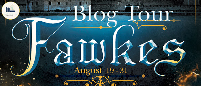 Blog Tour Review with Giveaway:  Fawkes by Nadine Brandes