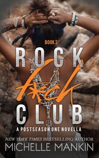 Review:  Rock F*ck Club – A Postseason One Novella (Rock F*ck Club #2) by Michelle Mankin