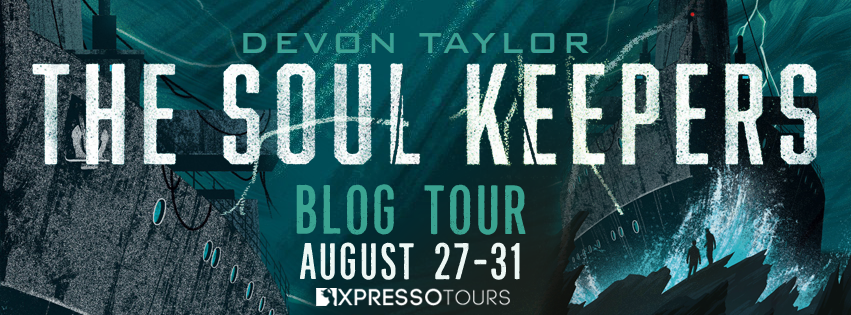 Blog Tour with Author Interview and Giveaway:  The Soul Keepers by Devon Taylor