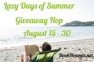Lazy Days of Summer Giveaway Hop 2018