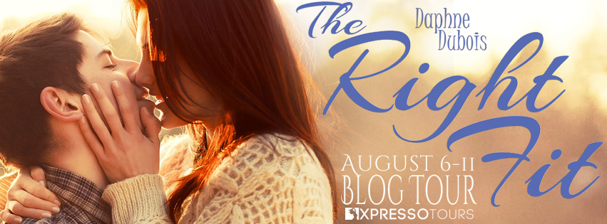 Blog Tour Review with Giveaway:  The Right Fit by Daphne Dubois