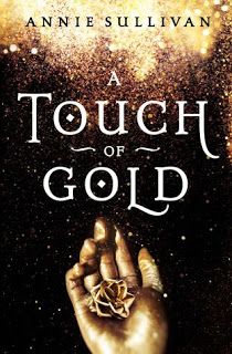 Review with Author Interview:  A Touch of Gold by Annie Sullivan