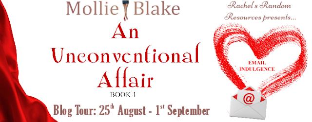 Promo Post:  An Unconventional Affair (A Cheshire Love Story) by Mollie Blake