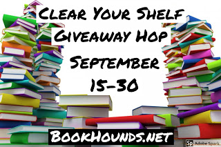 Clear Your Shelf Giveaway Hop 2018