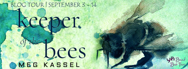 Blog Tour Review with Giveaway:  Keeper of the Bees (Black Birds of the Gallows) by Meg Kassel@megkassel @entangledteen