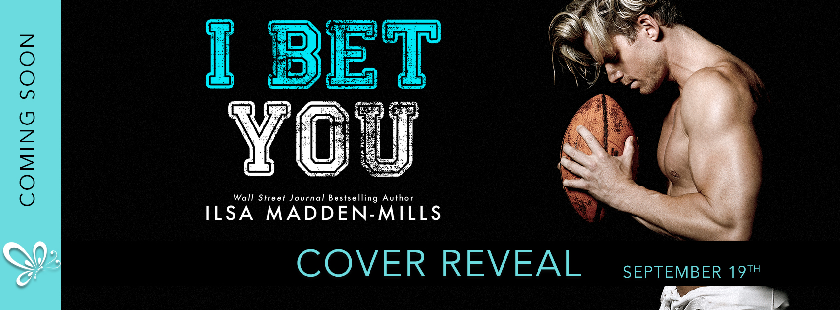 Cover Reveal:  I Bet You (The Hook-Up #2) by Ilsa Madden-Mills
