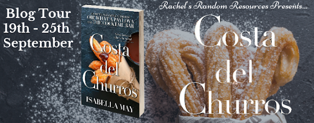Blog Tour with Giveaway: Costa del Churros by Isabella May