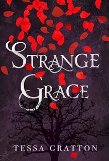 ARC Review:  Strange Grace by Tessa Gratton