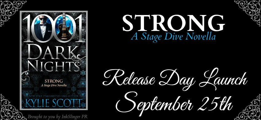 Review:  Strong (Stage  Dive #4.5) by Kylie Scott