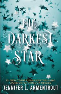 ARC Review:  The Darkest Star (Origin #1) by Jennifer L. Armentrout