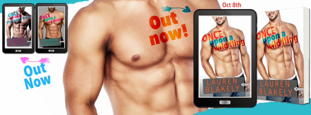 Release Day Launch Review with Giveaway:  Once Upon a Wild Fling (Heartbreakers #3) by Lauren Blakely