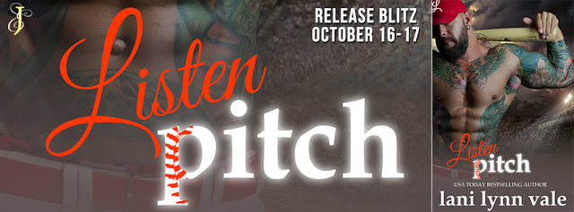 Release Blitz with Review:  Listen, Pitch (There's No Crying in Baseball #3) by Lani Lynn Vale