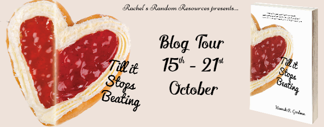 Blog Tour:  Till It Stops Beating (The Maddie Chronicles #4) by Hannah R. Goodman