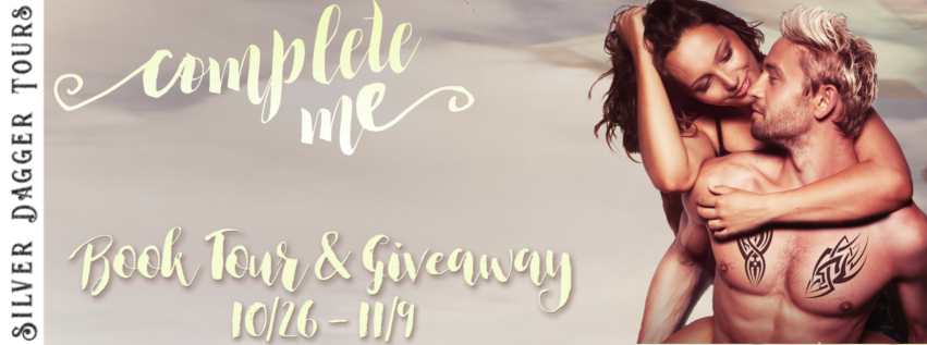 Book Tour with Giveaway:  Complete Me by Khardine Gray