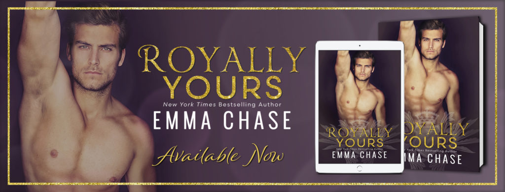 Review Blitz:  Royally Yours (Royally #4) by Emma Chase