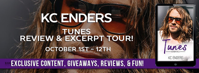 Promo Post with Giveaway:  Tunes by KC Enders