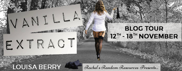 Blog Tour with Author Interview:  Vanilla Extract by Louisa Berry