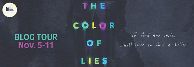 Blog Tour Review with Giveaway:  The Color of Lies by C.J. Lyons