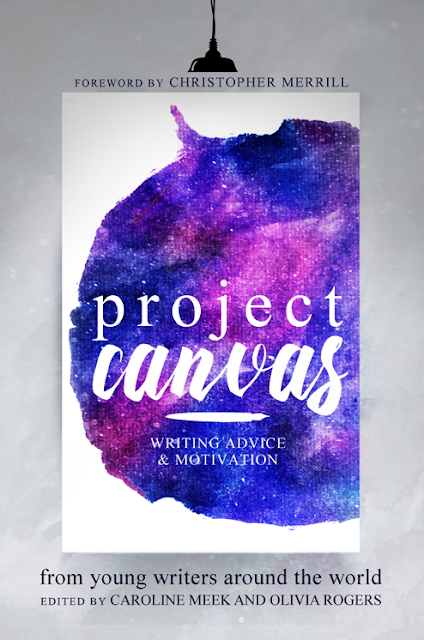 Promo Post with Giveaway:  Project Canvas Release