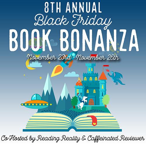 Black Friday Book Bonanza Giveaway