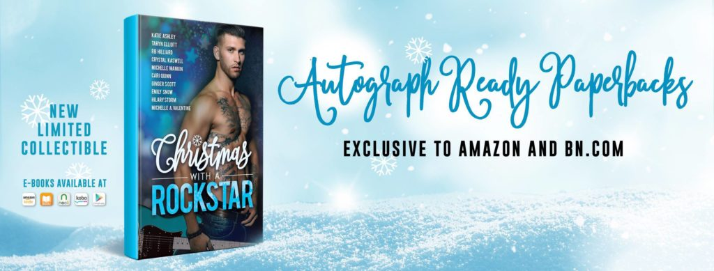 Release Day Blitz:  Christmas With a Rock Star