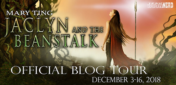 Blog Tour Review with Giveaway:  Jaclyn and the Beanstalk by Mary Ting