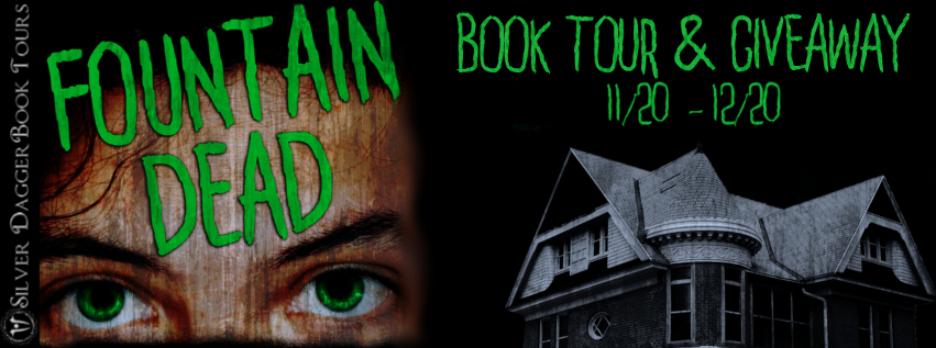 Blog Tour Excerpt with Giveaway:  Fountain Dead by Theresa Braun