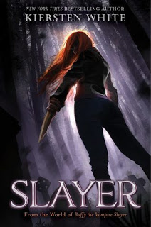 Review:  Slayer by Kiersten White