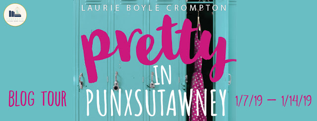 Blog Tour Review with Giveaway:  Pretty in Punxsutawney by Laurie Boyle Crompton